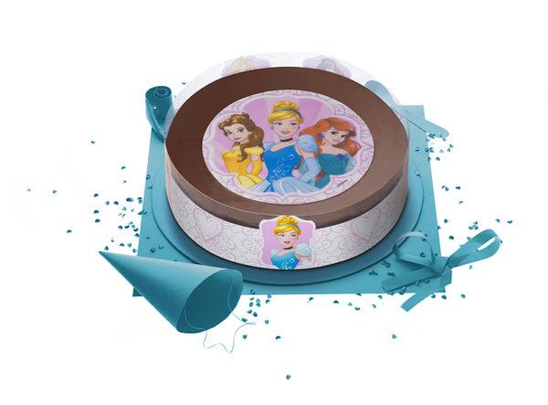 Gâteau Princesses Disney