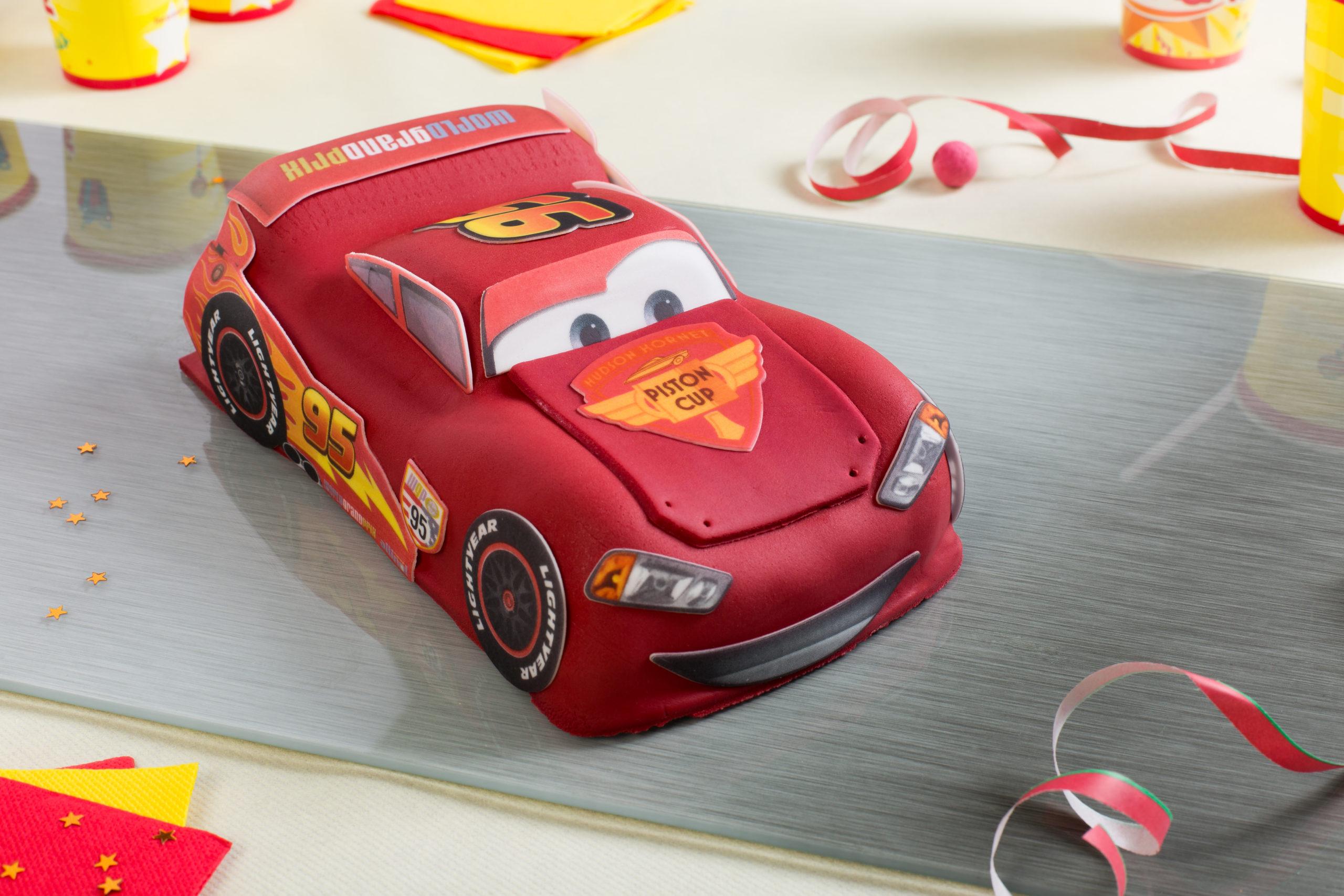 Gâteau d'anniversaire Disney ars